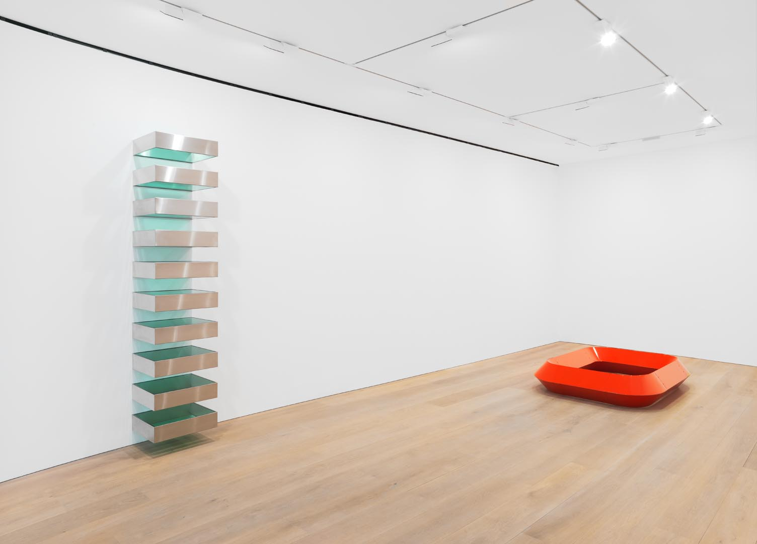 donald judd specific objects essay Donald judd was the foremost figure in the development of minimalism his stacks  two years later he published his seminal essay, specific objects.