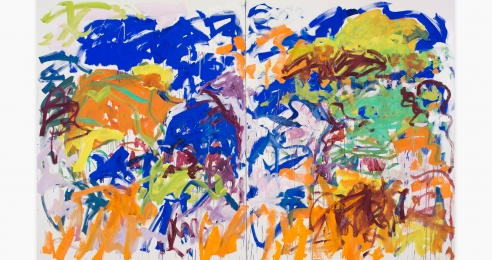 BMA and SFMOMA Announce Major Joan Mitchell Retrospective
