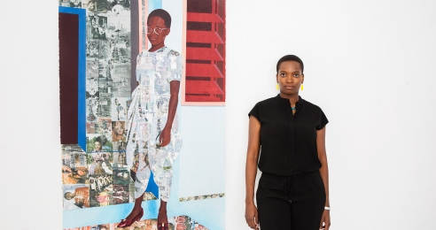 David Zwirner to represent Njideka Akunyili Crosby in collaboration with Victoria Miro