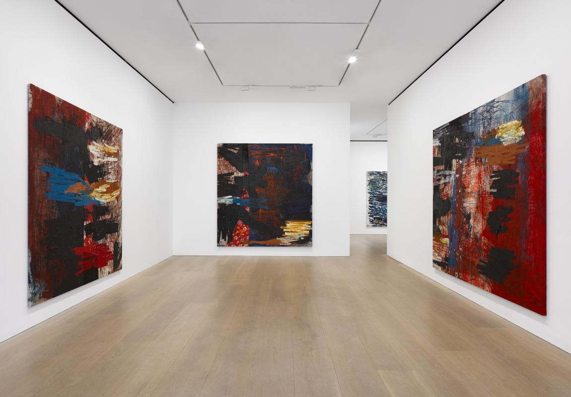 Exhibition Stand Galleries : David zwirner